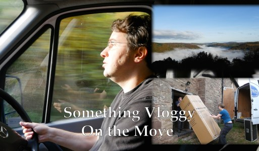 Something Vloggy Begins- Moving House