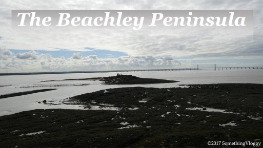 Exploring Beachley Peninsula