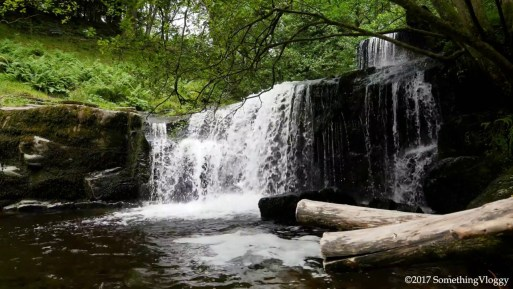 Waterfalls of Talybont Montage (part one)