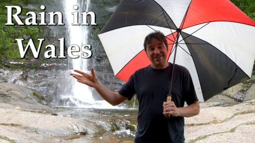 Why Does it Rain so much in Wales?