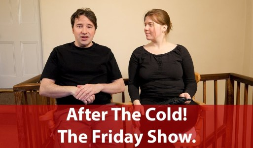 After The Cold and GOOD NEWS About Trees | Friday Show 04