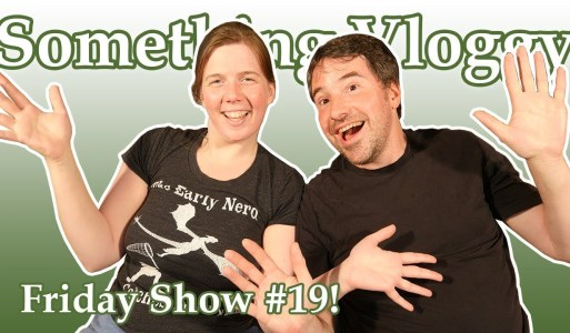 We chat about the week that was, and the week yet to come. – Friday Show #19