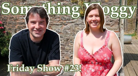 Where do we put the Extra Stuff? Friday Show #23