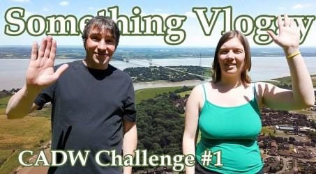 CADW Challenge #1 – Chepstow Bulwarks Camp.