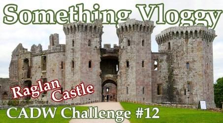 Raglan Castle – The Patchwork Castle – CADW Challenge #12