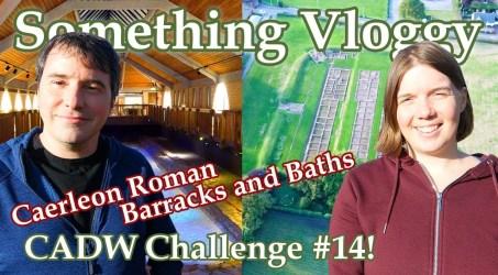 Caerleon Roman Barracks and Baths – 2000 Year Old  Swimming Pool – CADW Challenge #14