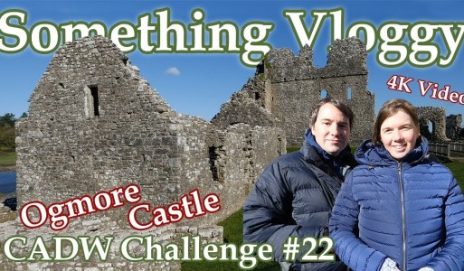 Ogmore Castle – A Castle with more Og! CADW Challenge #22