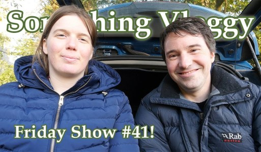 Something Vloggy Go On The Road For Friday Show #41