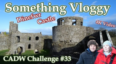 Dinefwr Castle – A Welsh Castle With Spectacular Views – CADW Challenge #33