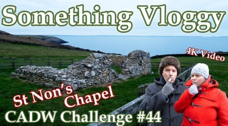 St Non's Chapel – One Of The Oldest Christian Buildings In Wales? – Cadw Challenge 44/130