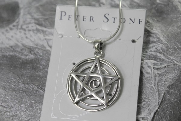 Pentacle Spiral