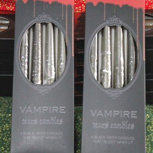 Vampire Tears Candles