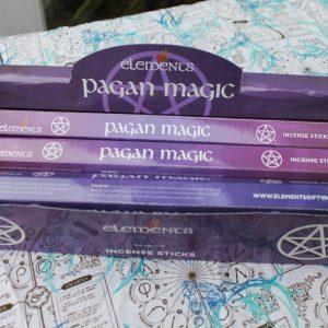 Pagan Magic Incense