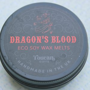 Dragons blood wax melts
