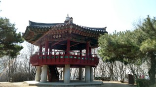 A lovely pavilion