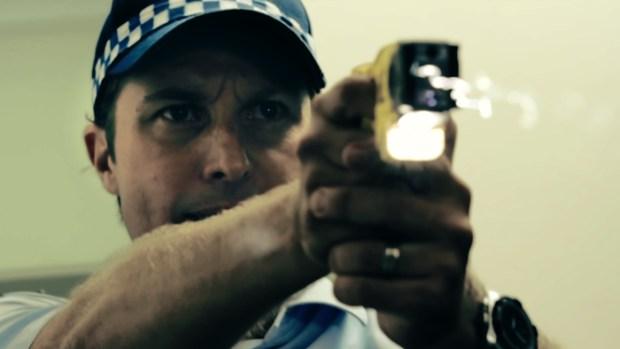 TASER w Ben Simpson director Matt Bird