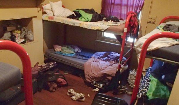hostel mess