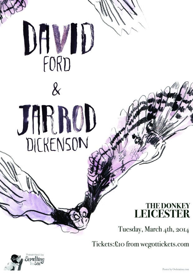 ford dickenson LEICESTER