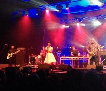 Morcheeba at Bluesfest