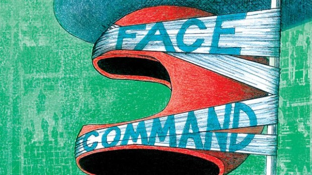 Face Command EP