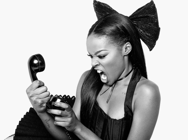 AZEALIA BANKS. Photo Credit: Rankin