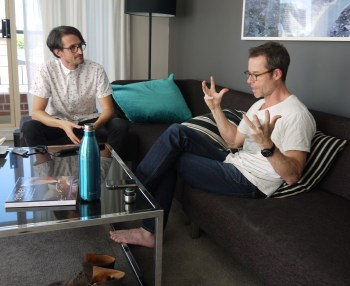 Guy Pearce interview