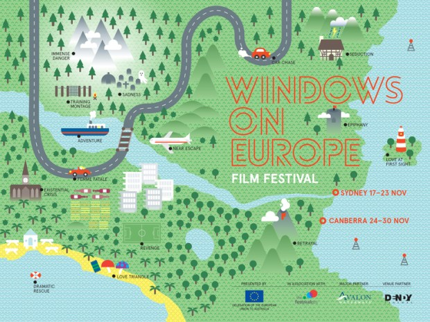 Window on Europe
