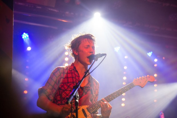POND and Peter Bibby at Oxford Art Factory 5.2.15