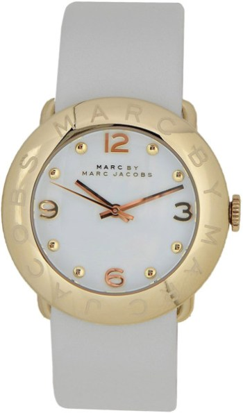 6.marc-by-marc-jacobs-white-wrist-watch