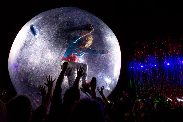 The Flaming Lips by Phil Erbacher
