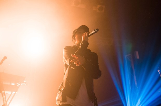 Halsey live at The Metro
