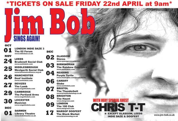 jim bob tour dates