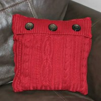 Upcycled Sweater Holiday Crafts