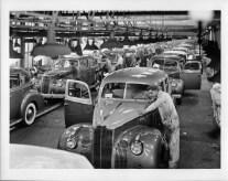 auto assembly circa 1920s-1930s