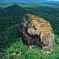 Sigiriya: The Lion Rock of Sri Lanka