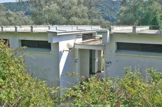 Valdanos camping toilets