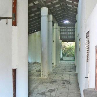 Valdanos Resort Reception building