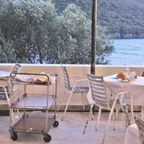 Valdanos restaurant terrace