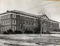 Administration building, 1950s