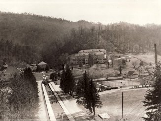 Pressmen's Home 1940's