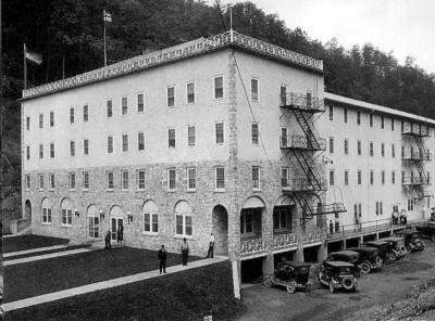 Hotel Pressuania late 1920's