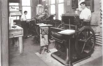 Pressmens-Home-printing