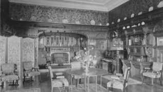 Pirrie breakfast room, circa 1920s