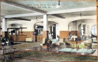 Main living room, 1930s