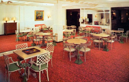 Card Lounge, 1950s