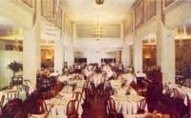 Dining room, 1953