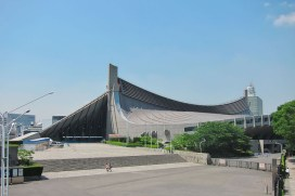 Yoyogi National Gymnasium by Rs1421