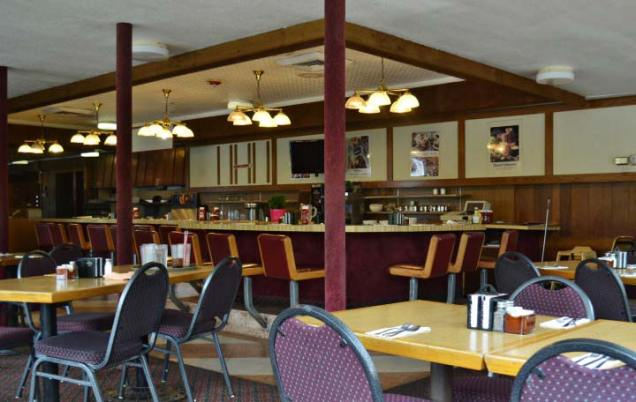 Bangor, Maine Howard Johnson's
