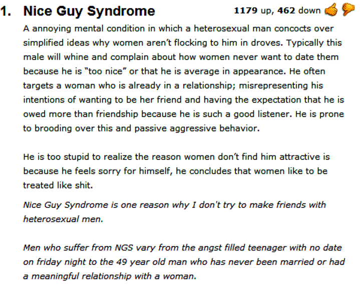 The Nice Guy Syndrome, The Friendzone, and Everything In Between (2/5)