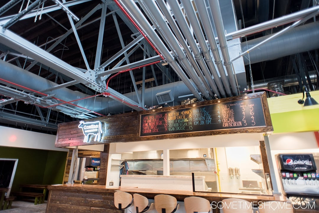 Detailed List of the Vendors at Morgan Street Food Hall in ...